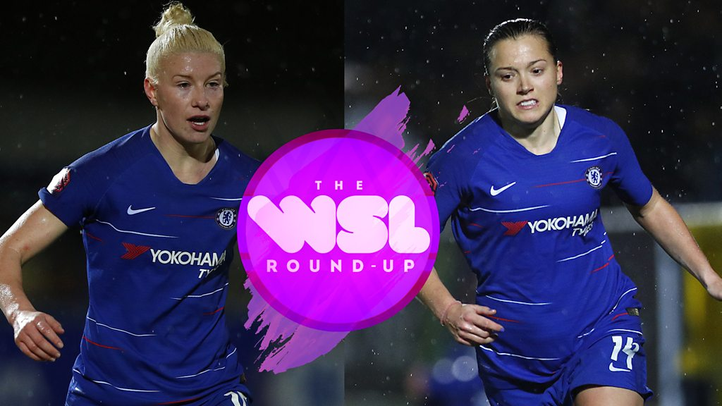 Women's Super League round-up: Chelsea stars Fran Kirby & Beth England hit hat-tricks
