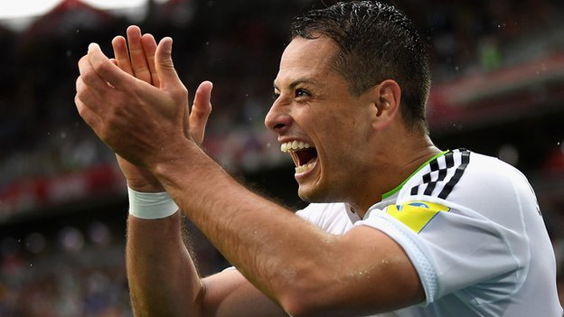 Javier Hernandez: West Ham close to deal for Mexican forward