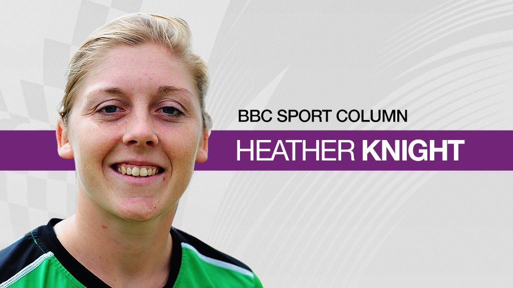 Women's Sport Week 2017: Heather Knight relishes Women's World Cup after moon boot adventures