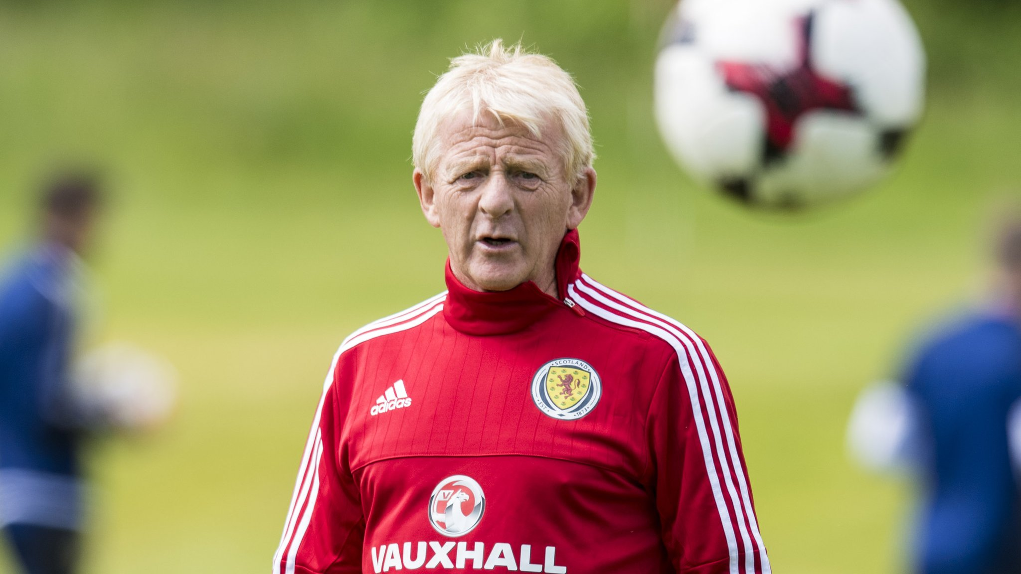 Scotland squad: Who will Gordon Strachan pick for Lithuania?