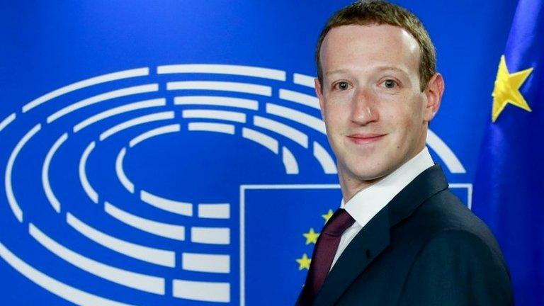 Zuckerberg's European Parliament testimony criticised