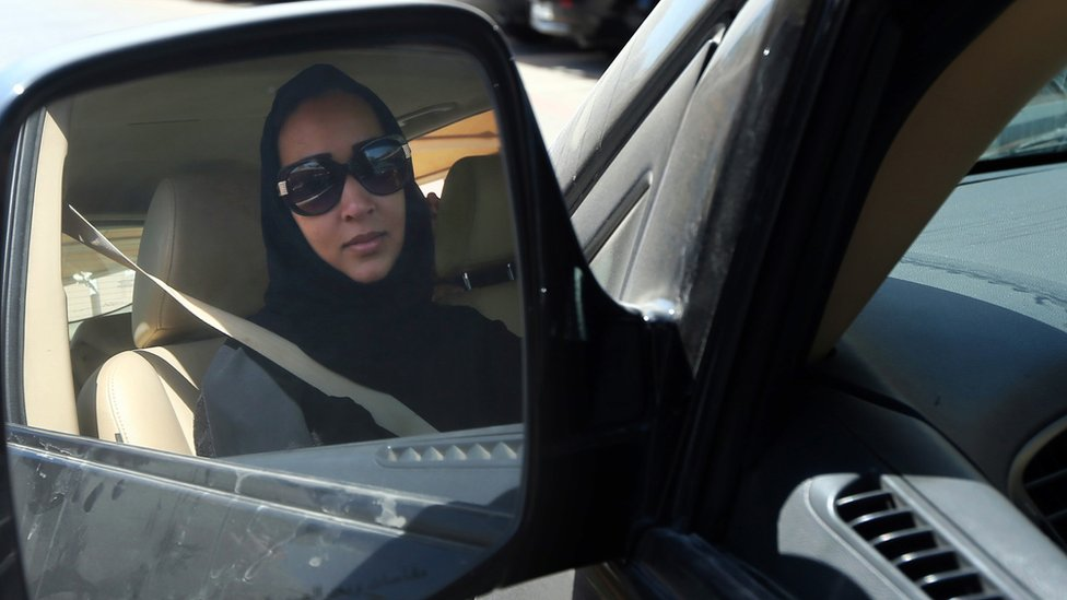 Saudi women driving reform: 'We did it