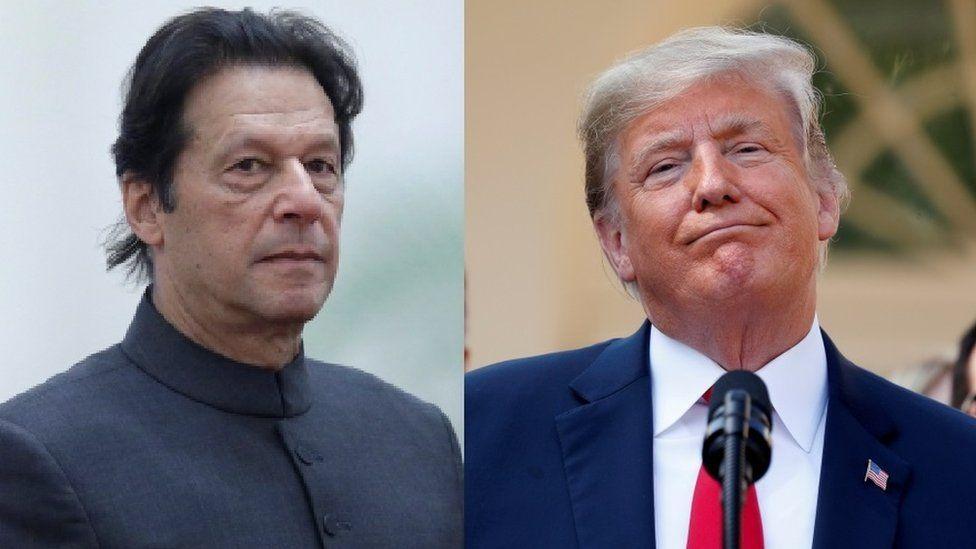 افغان جګړه؛ عمران خان: پاکستان د امریکا کرایي ټوپک نه دی