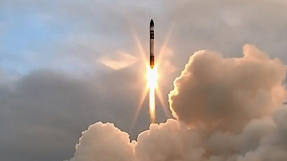New Zealand space launch is first from a private site