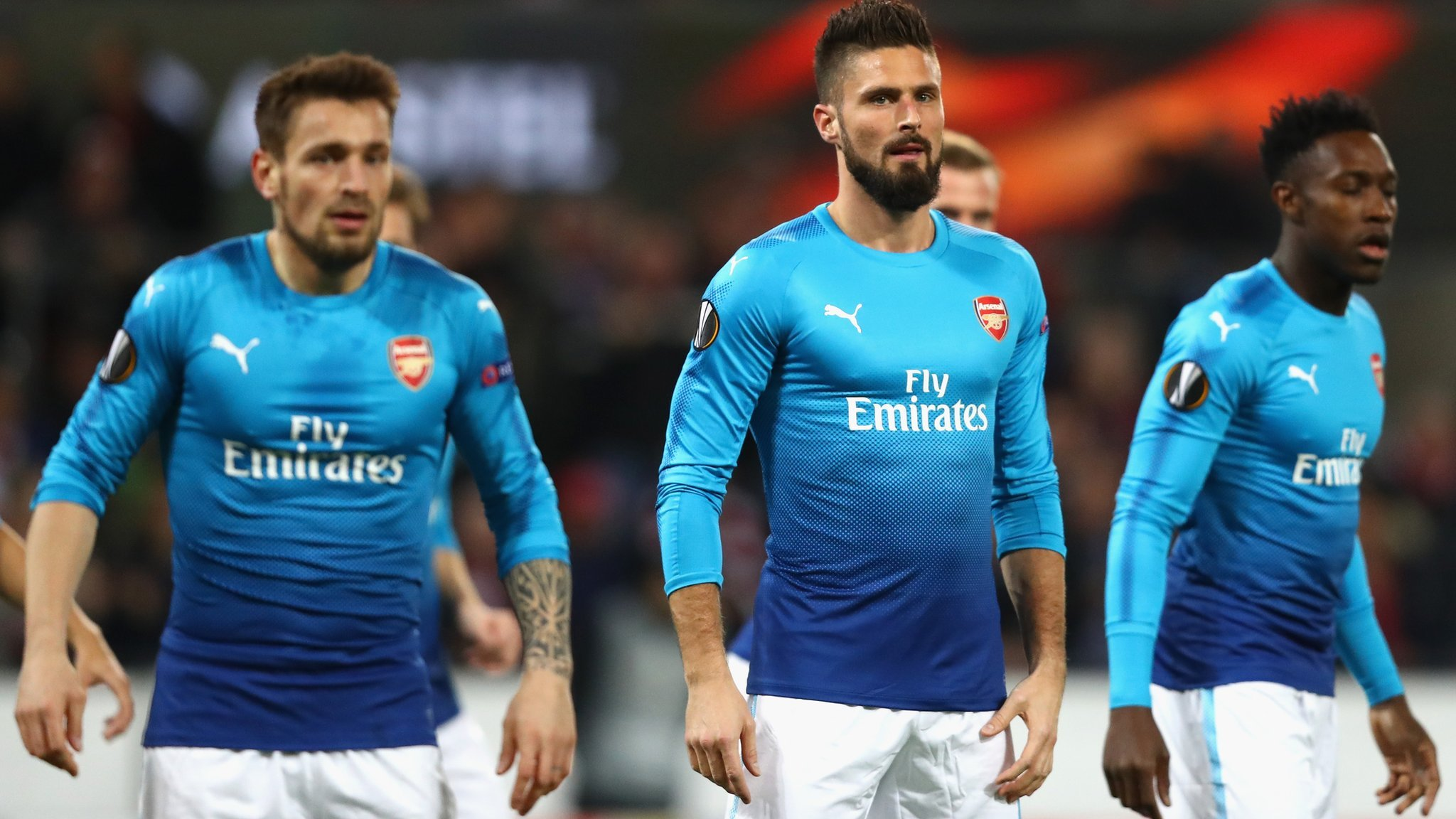Arsenal 'get the job done' despite defeat in Cologne