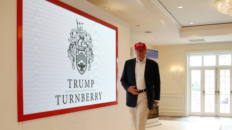 Trump Turnberry Resort, Escocia