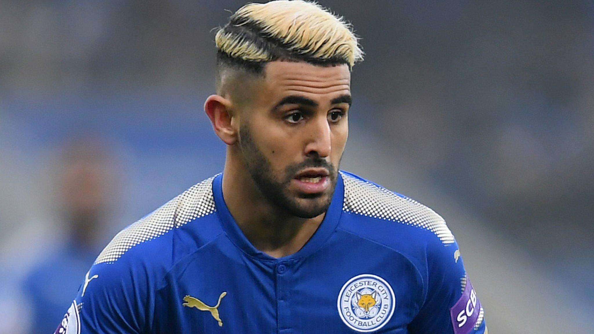 Riyad Mahrez: Leicester winger says team-mates stood by him