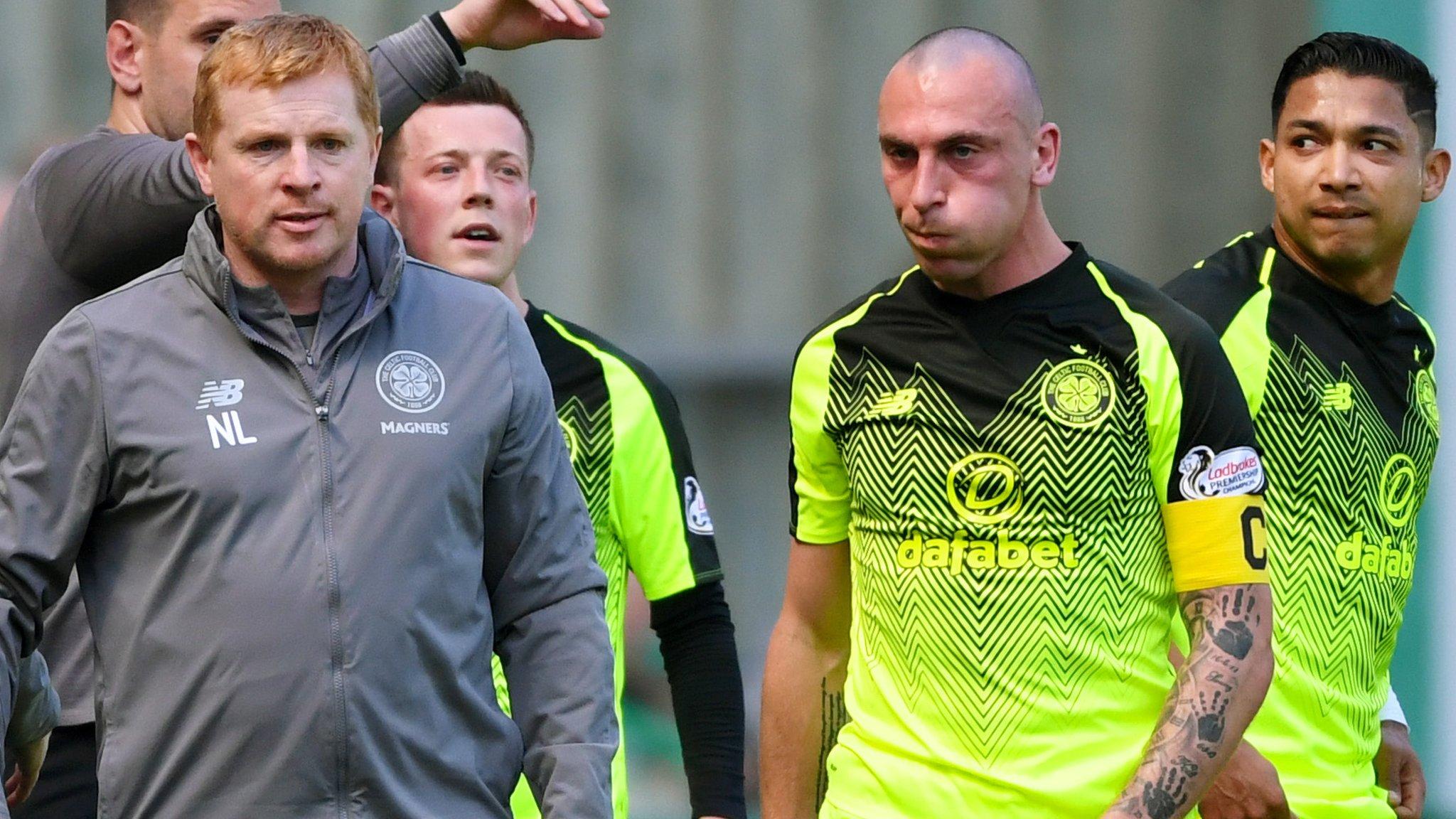 Hibernian 0-0 Celtic: League leaders held to goalless draw