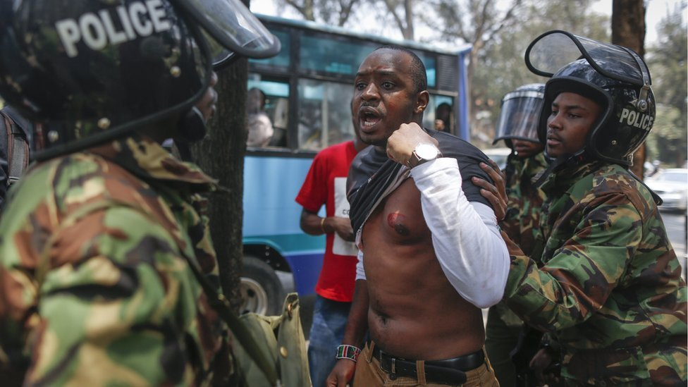 Kenya election re-run marred by insecurity - diplomats