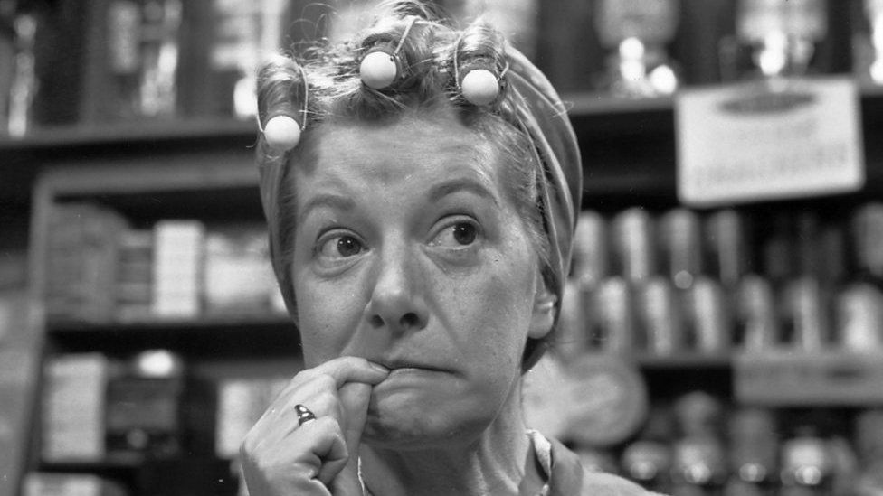 <![CDATA[Hilda Ogden's iconic curlers, headscarf and pinny to be auctioned]]>