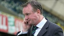Michael O'Neill could be the first manager to take Northern Ireland to European finals