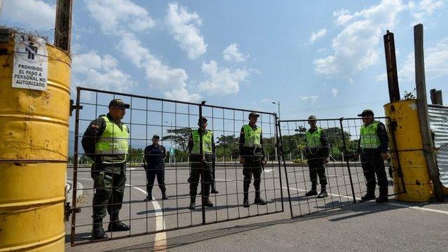 Crisis en Venezuela: el gobierno anuncia el cierre de las fronteras aéreas y mar ...