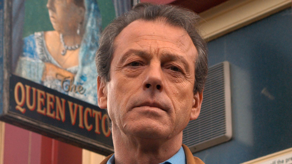 Leslie Grantham: EastEnders' Dirty Den dies aged 71
