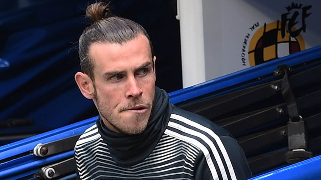Gareth Bale: Staying at Real Madrid impossible - ex-president Calderon