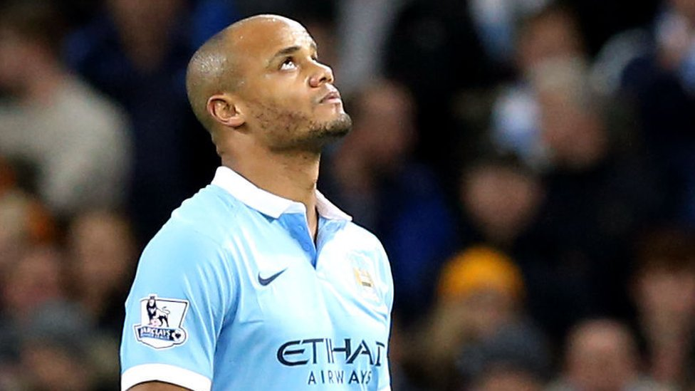 Kompany's plane came off runway after it 'lined up with wrong lights'
