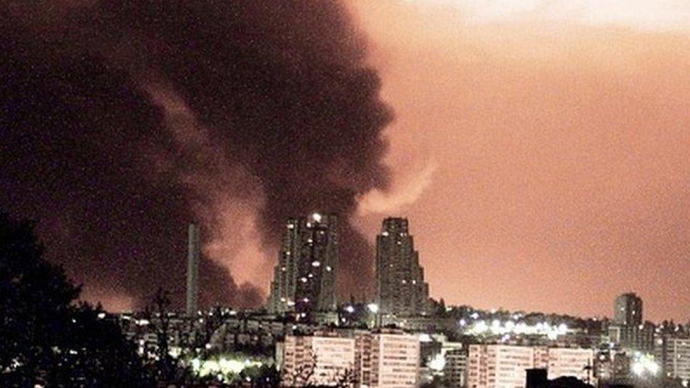 Бомбардировки НАТО двадцать лет спустя: последний рейс в Белград