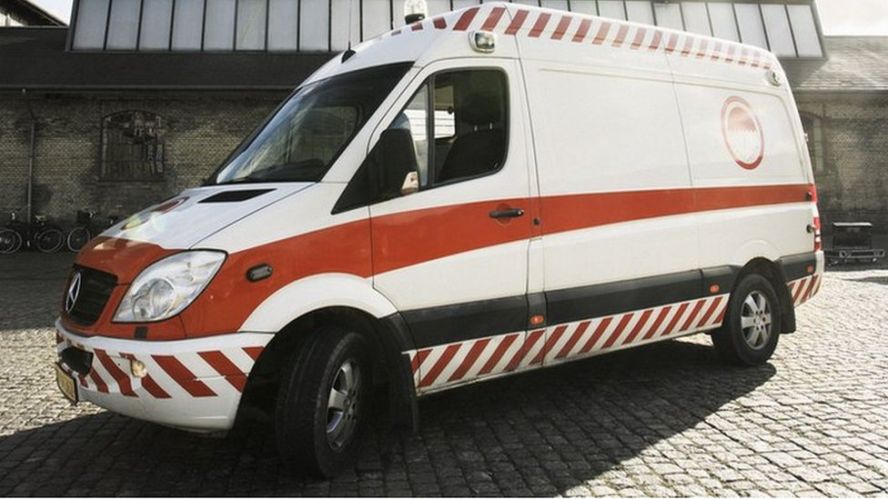 The ambulance for sex work