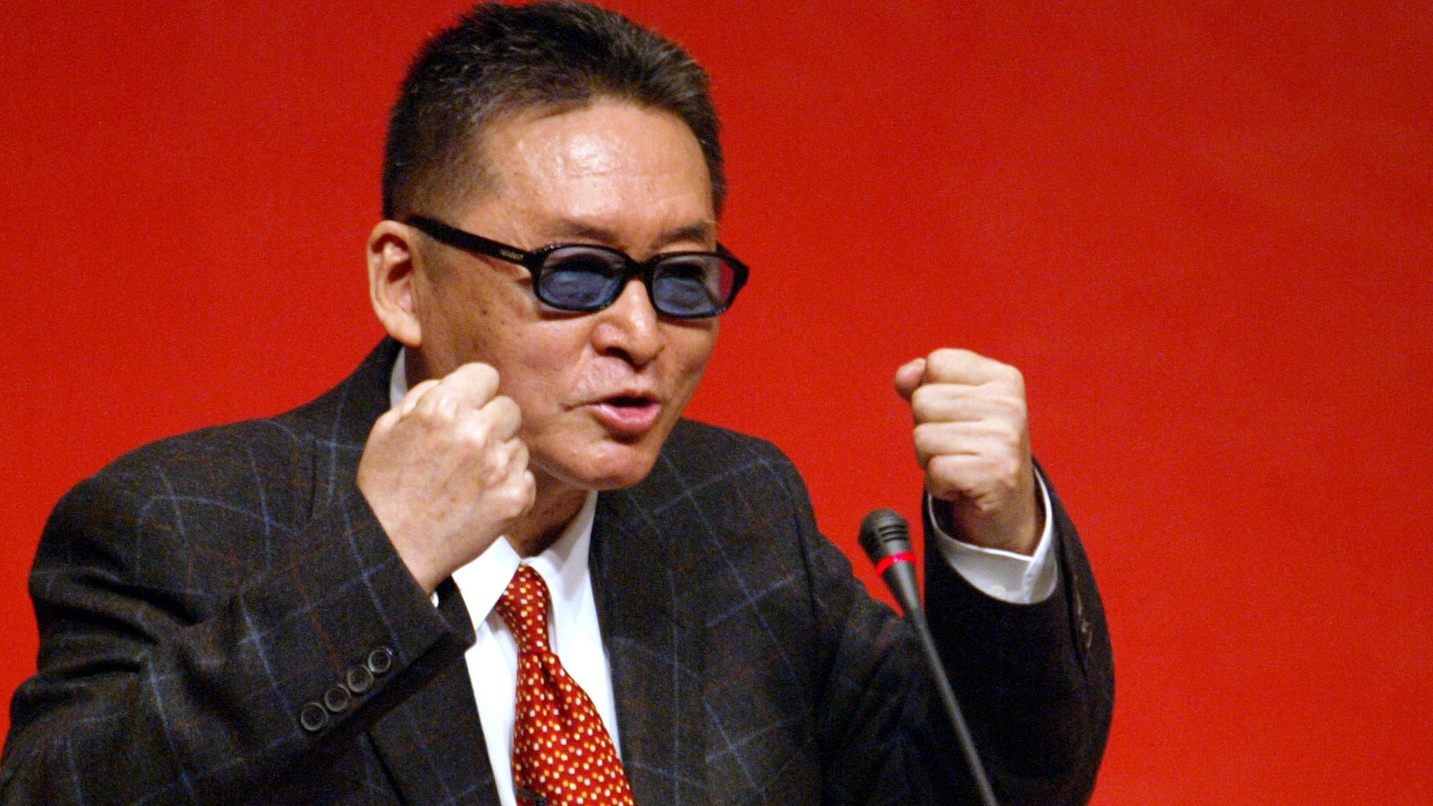 Taiwanese author and political campaigner Li Ao dies, aged 82