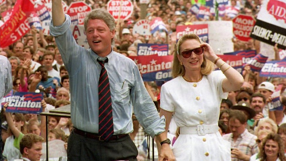 bill clintons campaign in his 1992 democratic presidential nomination Clinton set to clinch democratic nomination of clinching the democratic presidential nomination primaries of the 1992 campaign with 700 democratic.
