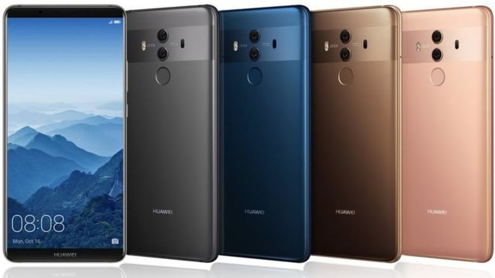 Celulares Huawei