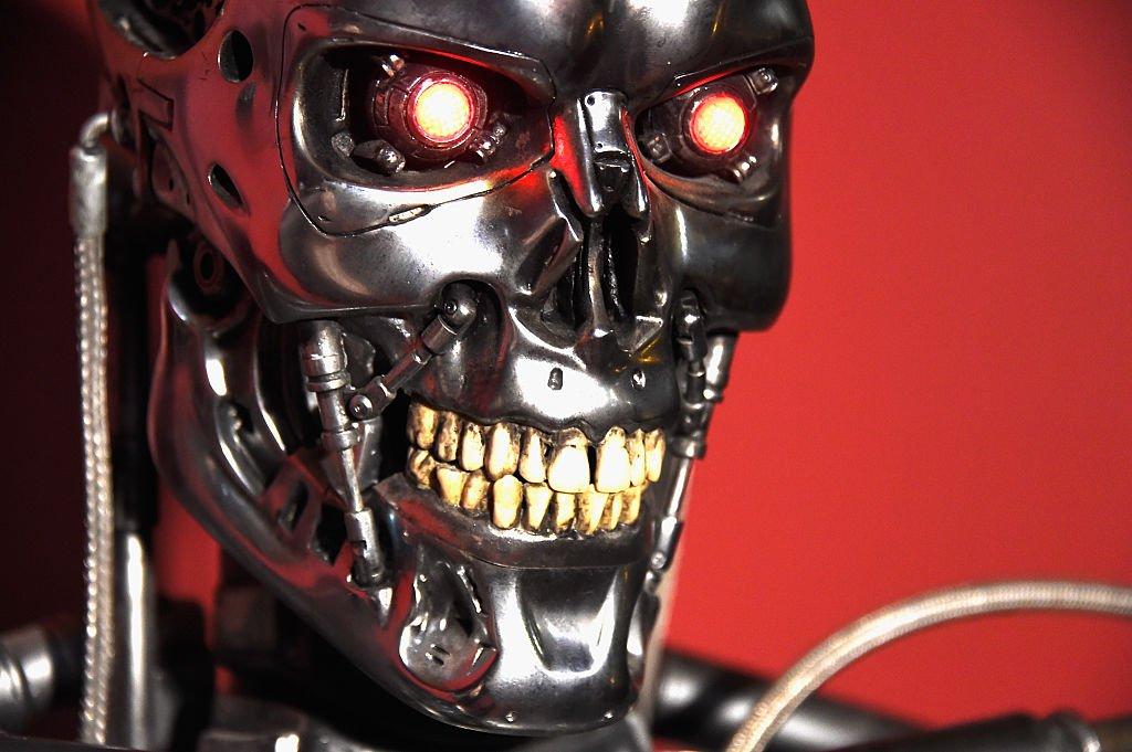 El androide de Terminator