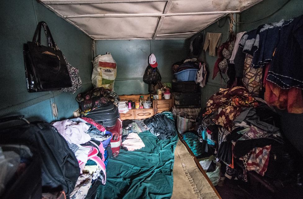 El cuarto de Mabinty
