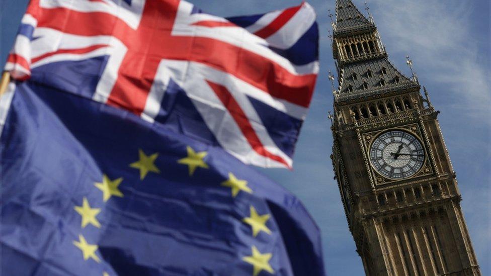 Brexit: David Davis 'pretty sure' of free trade deal