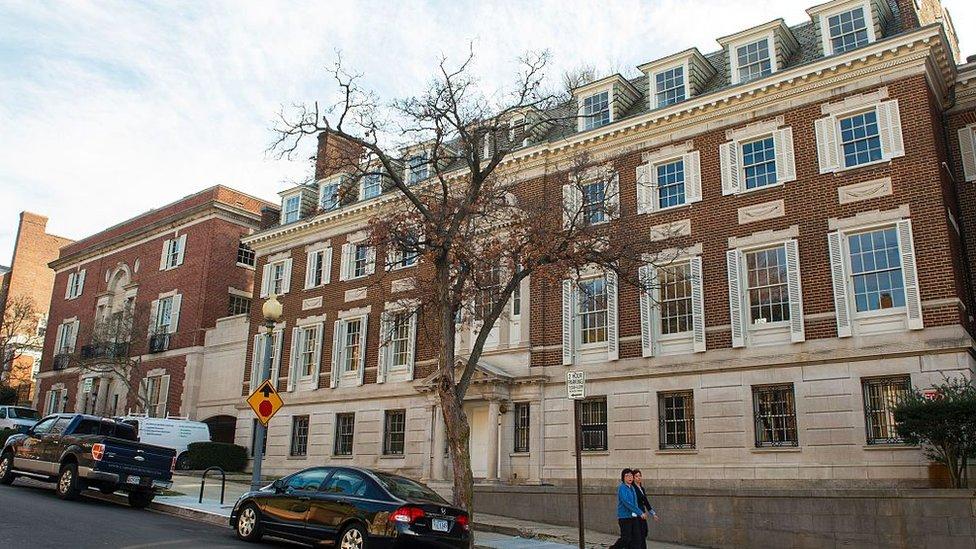 El viejo museo textil de Washington DC que será la nueva casa de Jeff Bezos