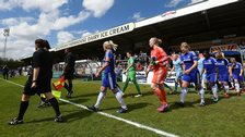 Chelsea Ladies Manchester City Women