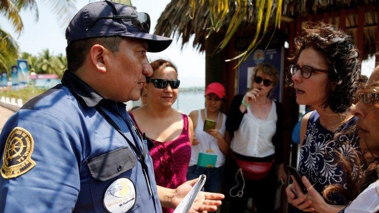 Guatemala expels abortion boat crew