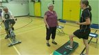 exercise class for cancer patients