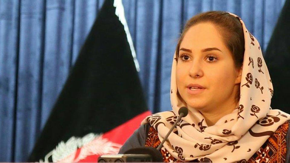 افغانستان: شرکت لبنانی طراح مجتمع دارالامان کابل ربطی به رولا غنی ندارد