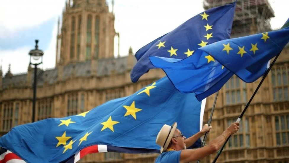 Brexit: Bill approved after May sees off rebellion
