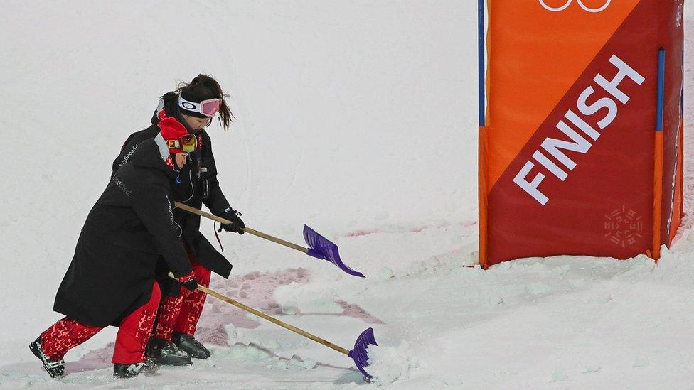 Вісім загроз для майбутнього зимових Олімпіад