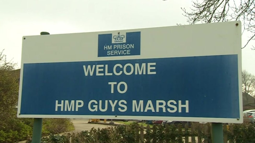 Inmate admits arson after Guys Marsh prison fire