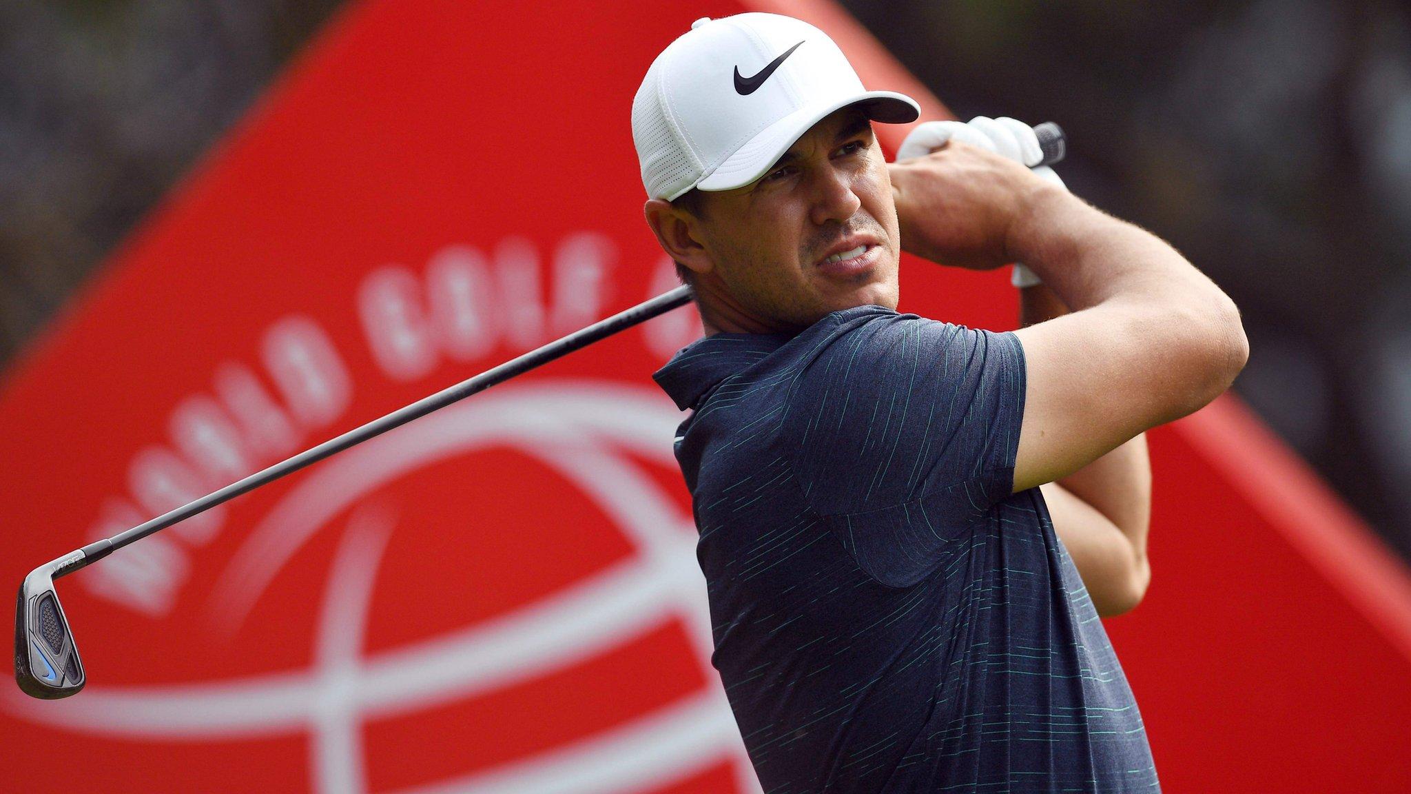 Men's golf rankings