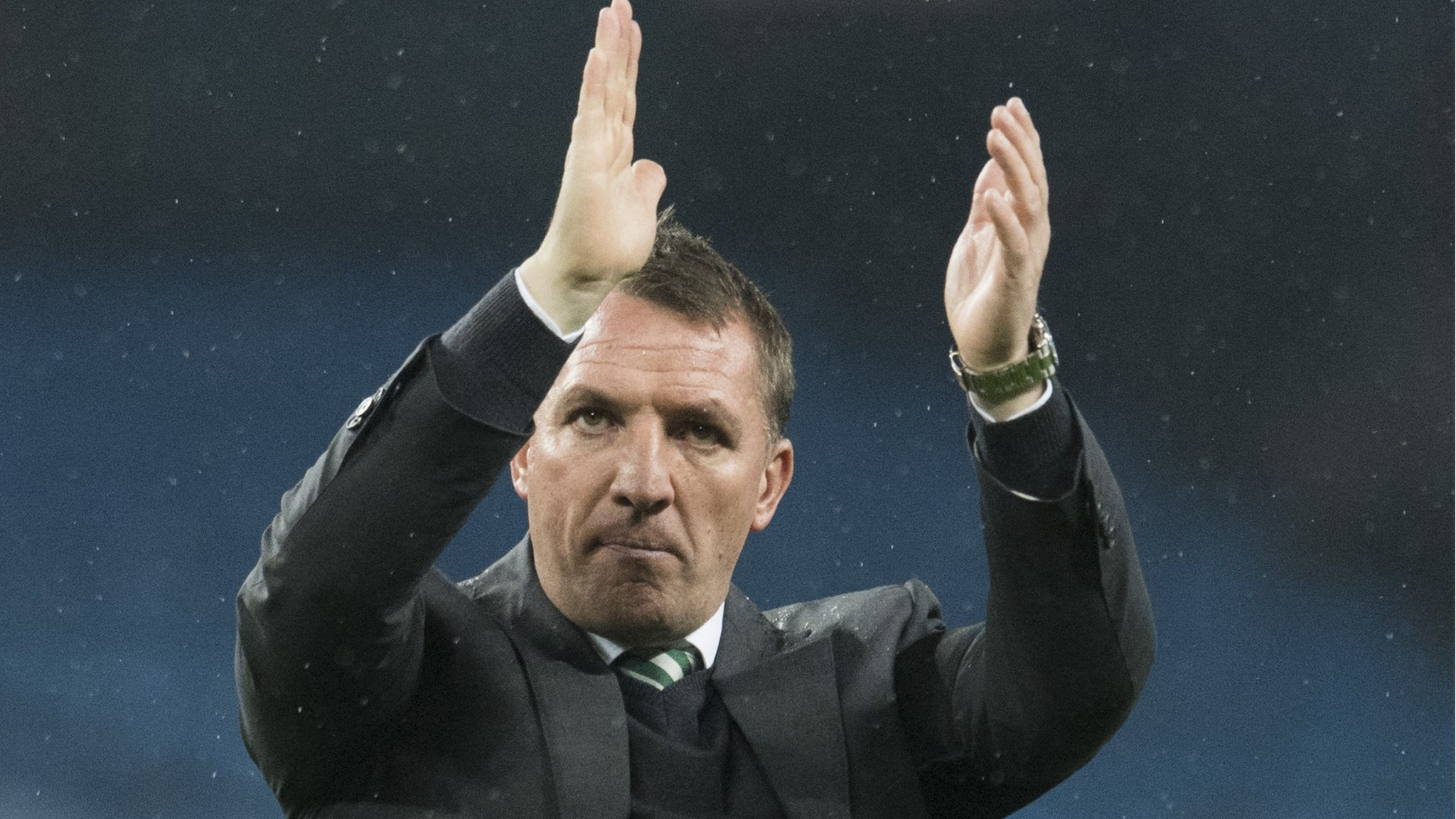Man City 1-1 Celtic: We have set standard with Euro displays - Brendan Rodgers
