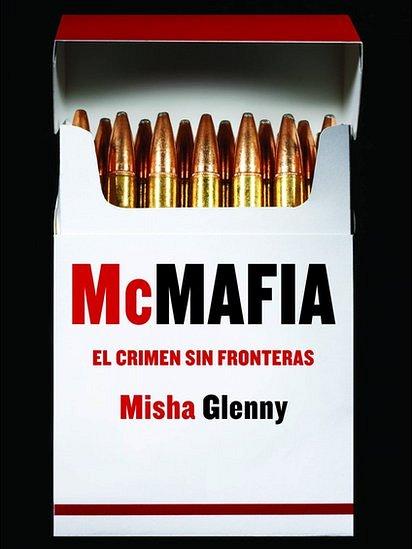 Portada de la edición en español de McMafia.