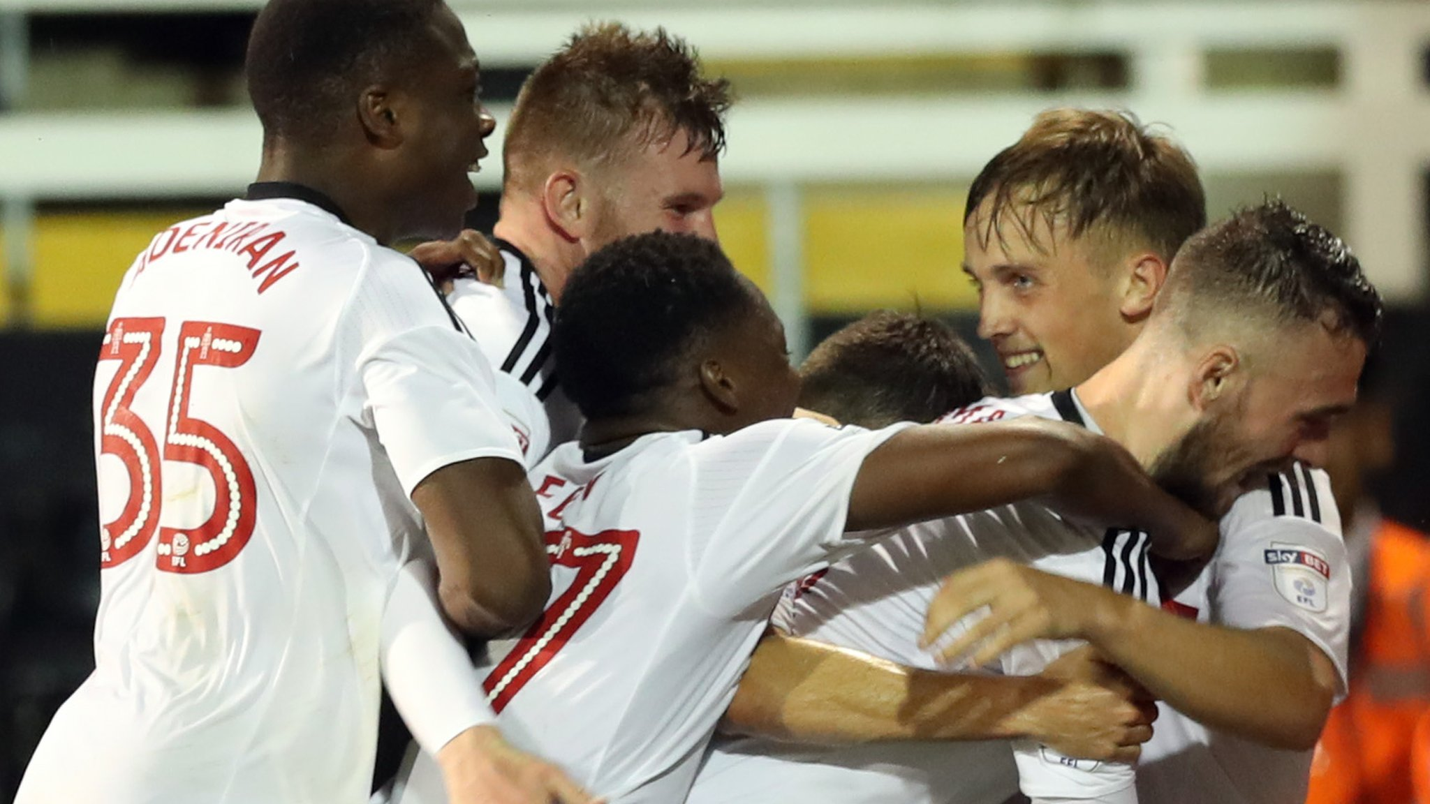 Fulham see off top-flight Boro in extra-time
