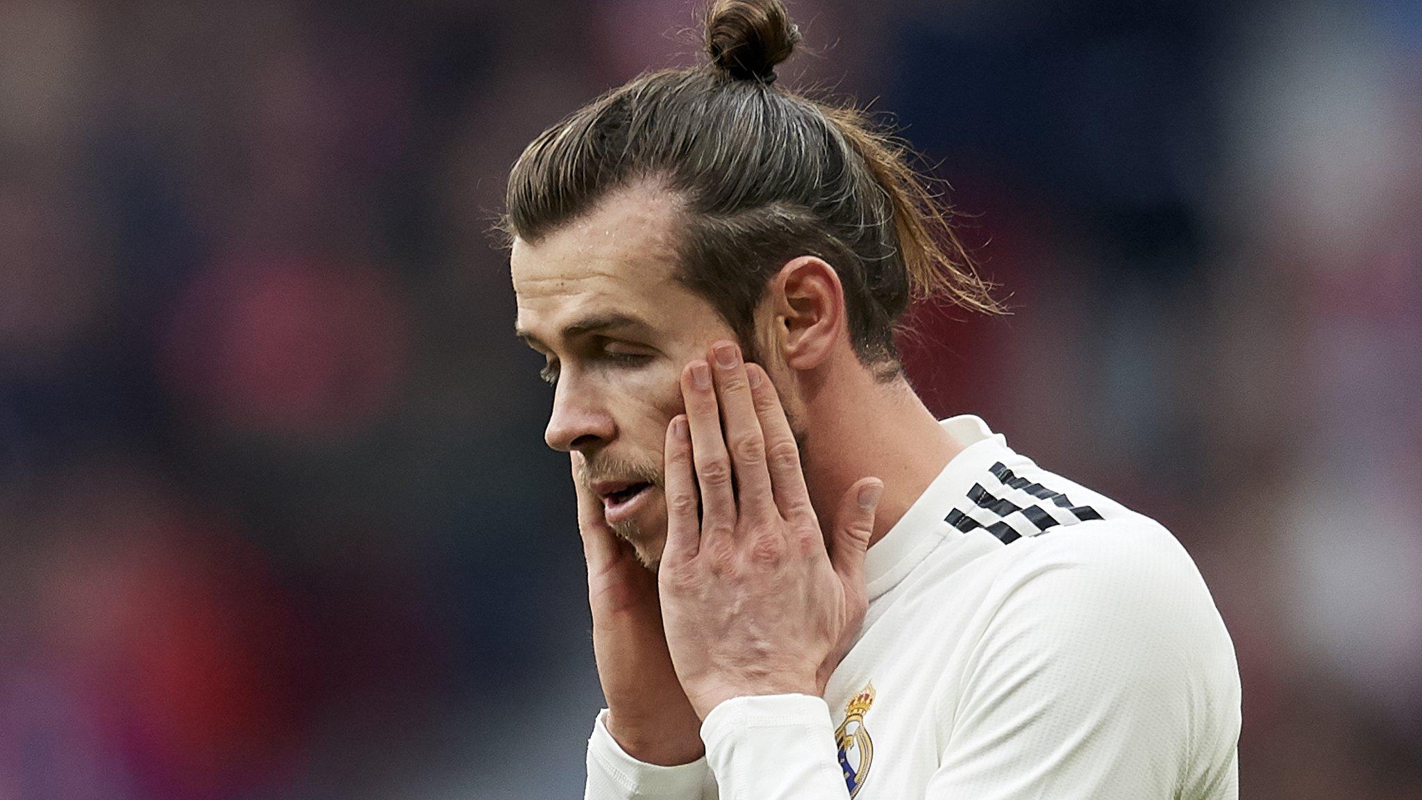 Gareth Bale: La Liga asks for Real Madrid forward to be sanctioned for gesture