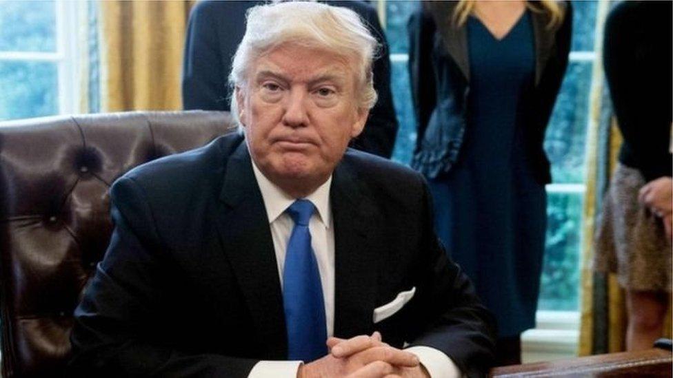 川普美墨邊境造牆又出問題:共和黨人考慮擱置資金