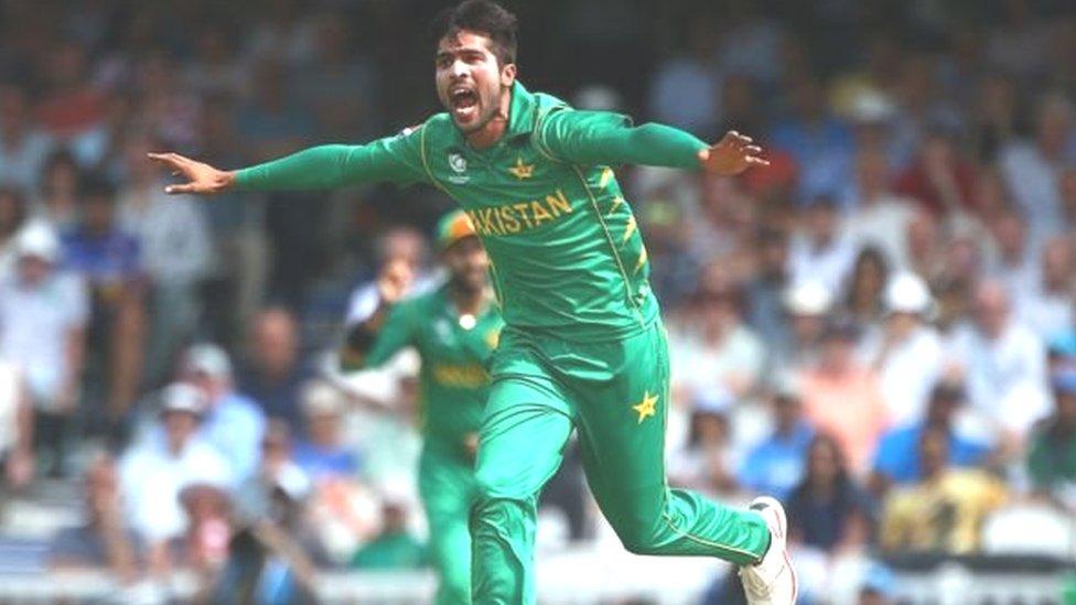 محمد عامر پہلی بار 26 جون سے کاؤنٹی کرکٹ کھیلیں گے