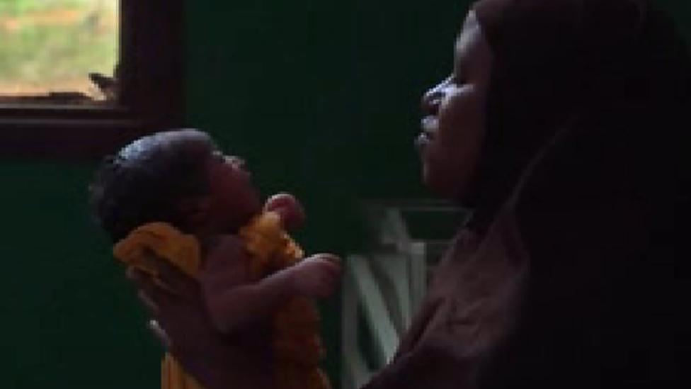 The women saving Somalia's mothers
