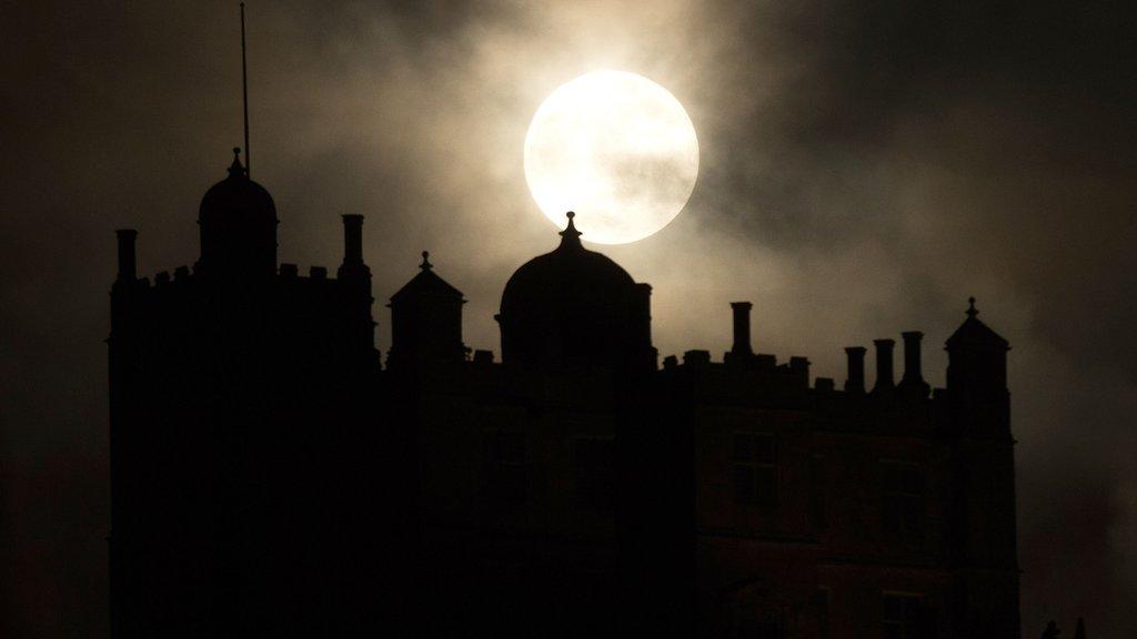 blood moon 2019 norway - photo #20