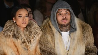 Chris Brown's ex takes out restraining order