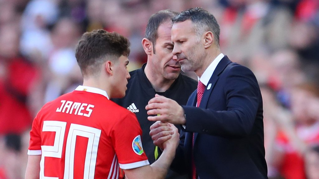 Ryan Giggs & scorer Dan James admit Wales needed Slovakia win