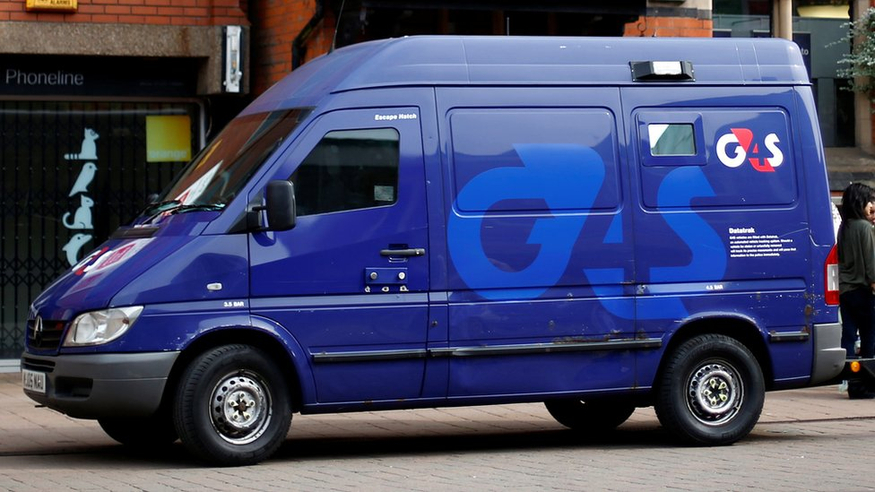 G4S driver admits stealing £1m in cash from van