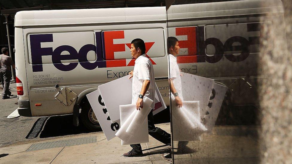 En 2016 el valor de mercado de FedEx superó los US$7.700 millones.