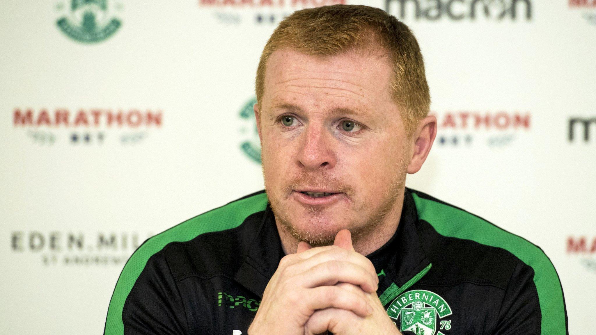 Neil Lennon: Hibs must be ready for Celtic backlash at Hampden