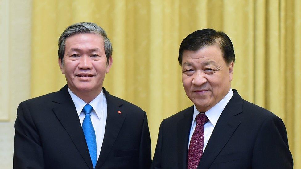 Thúc đẩy quan hệ Việt-Trung là 'lựa chọn chính trị của VN'